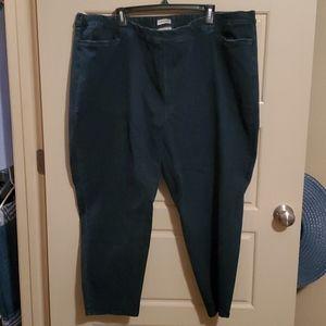 Plus size women's jeans